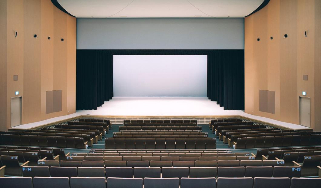 美幌町民会館大ホール「びほーる」